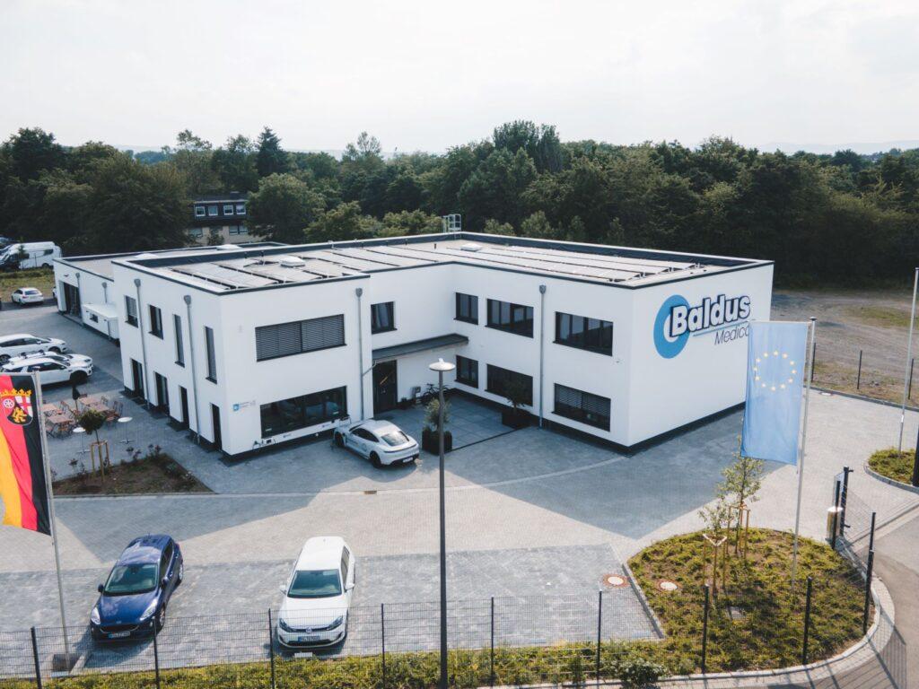 Baldus Firmenzentrale Außen