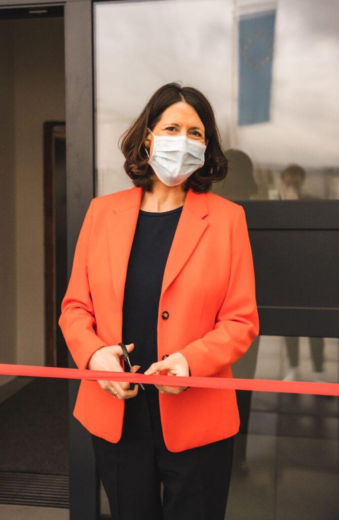 Wirtschaftsministerin RLP Daniela Schmitt