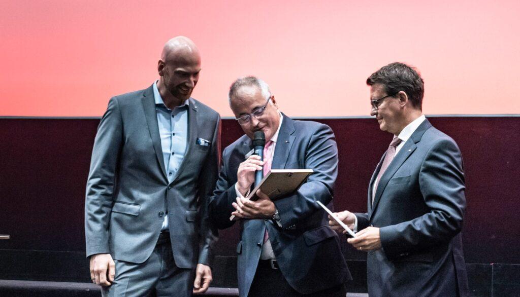 Übergabe Regionaler Gründerpreis 2021